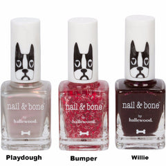 nail polish 8-free cruelty free vegan made in the USA Halle Berry Hallewood