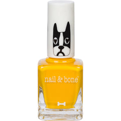 Lucy | Nail Polish | Yellow |  8 Free | Vegan | Ali Levine | Influencer | Blogger | Fashion Expert | Bravo