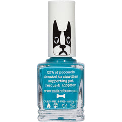 Paris Hilton | 8 free | cruelty free | vegan | made in usa | Aqua Mermaid