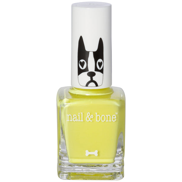 Sunny Yellow Cream Nail Polish 8 Free  Vegan  USA  Leaping Bunny
