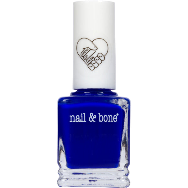 Tears in a Bottle | Nail Polish | Deep Blue | 8 Free | Vegan | Noah Cyrus | My Friend's Place | GetUsPPE