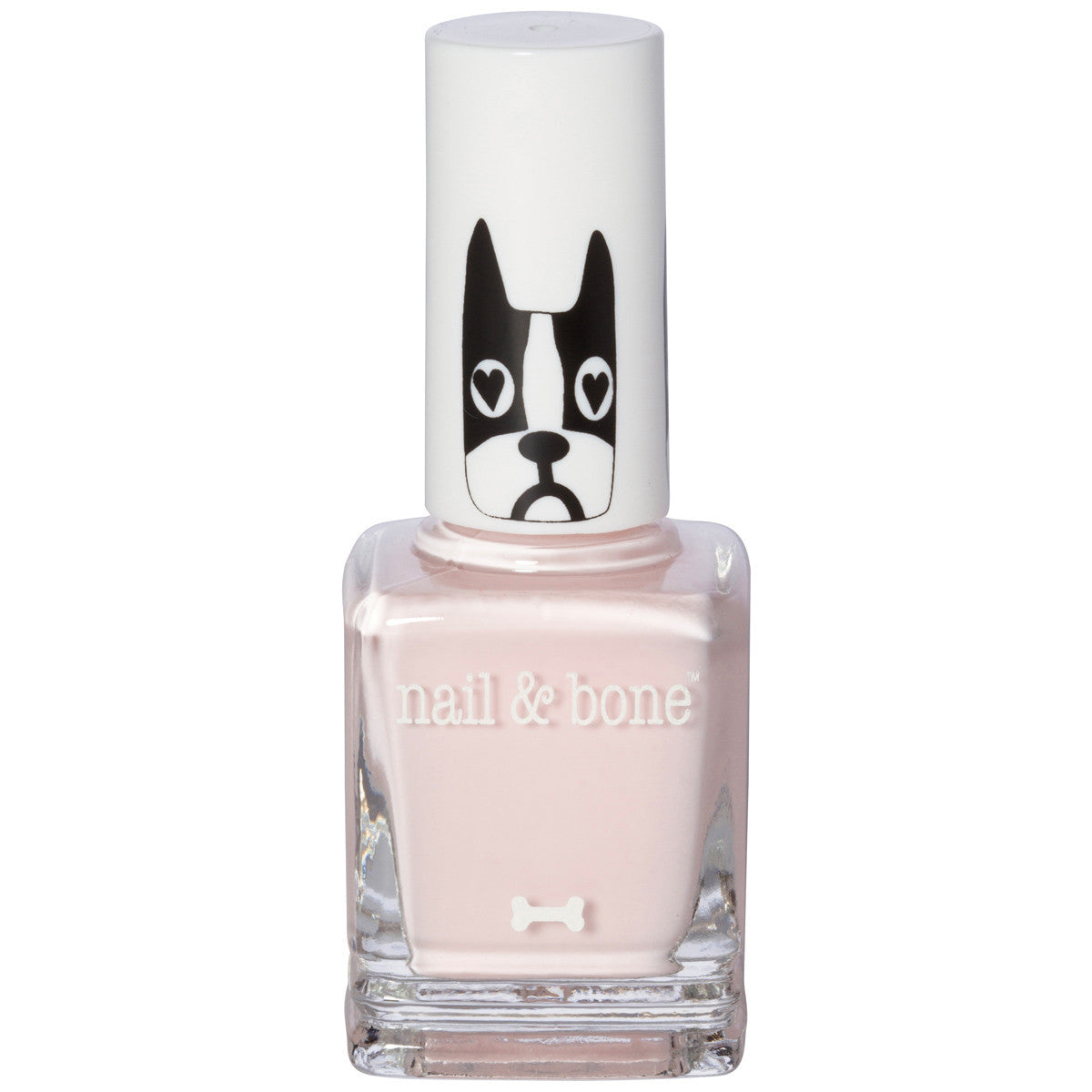 Toulouse  Pink Nude Nail Polish  8 Free  Vegan  US  Leaping Bunny