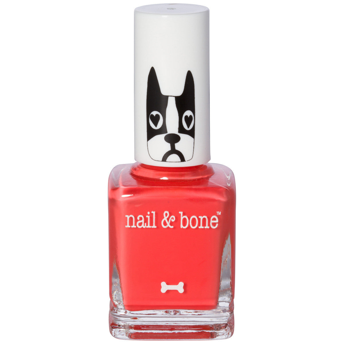 Finn | Nail Polish | Coral | 8 Free | Vegan | Made in USA | Leaping Bunny