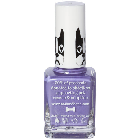 Giggy | Purple | Nail Polish | 8 Free |Vegan | Made in USA |  Leaping Bunny