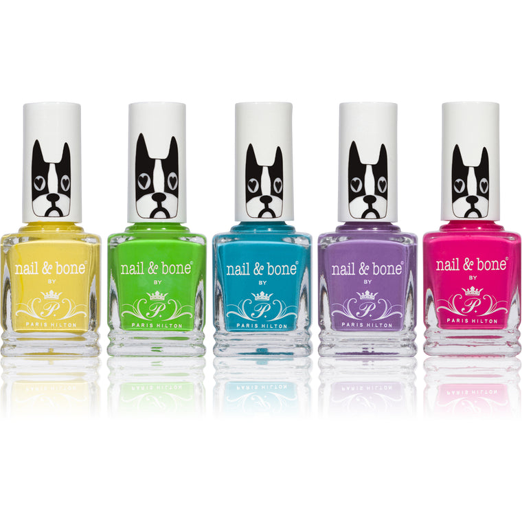 Select any 3 Polishes to Create Your Collection with Paris Hilton