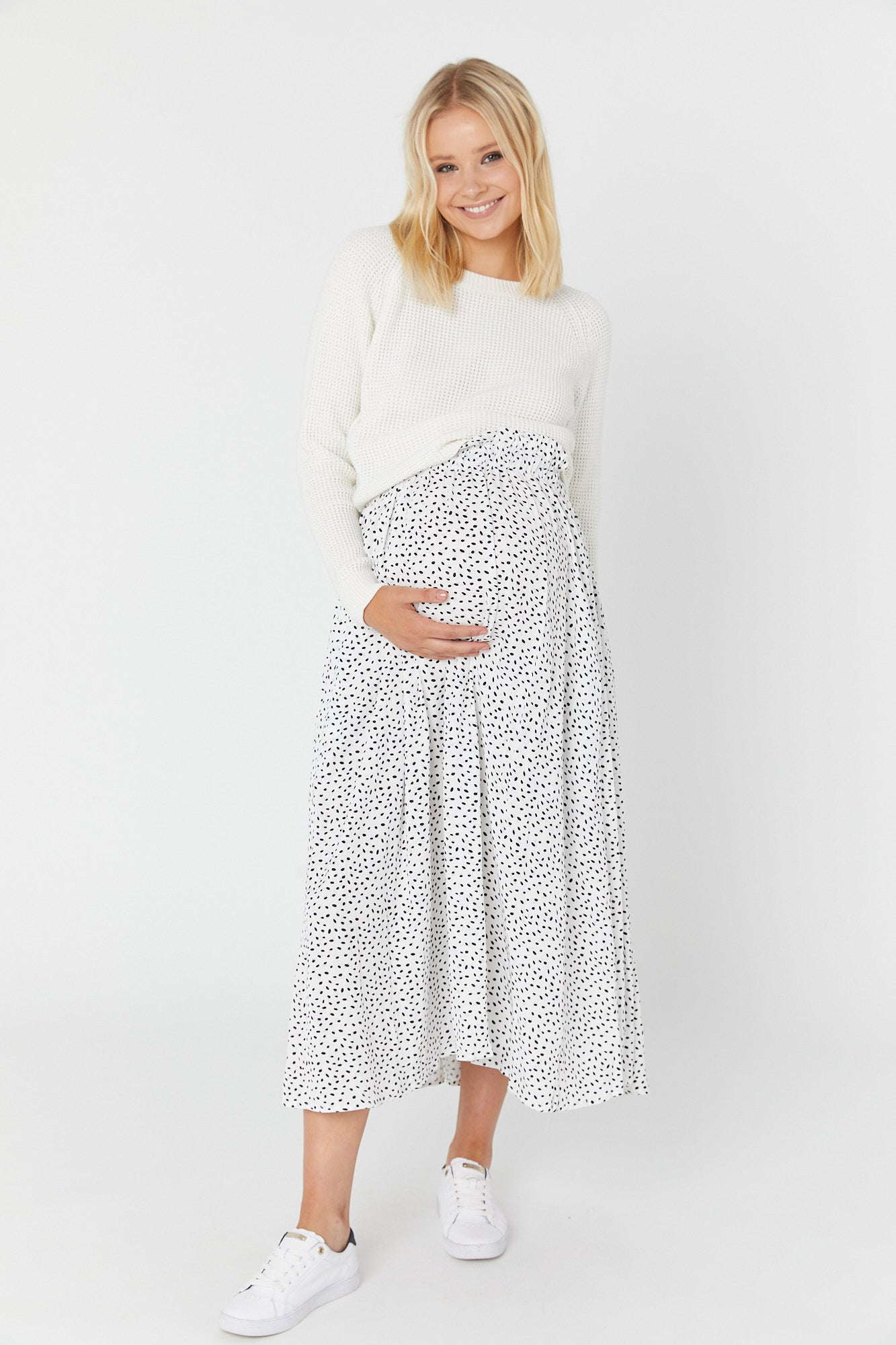 Rafferty Rayon Skirt