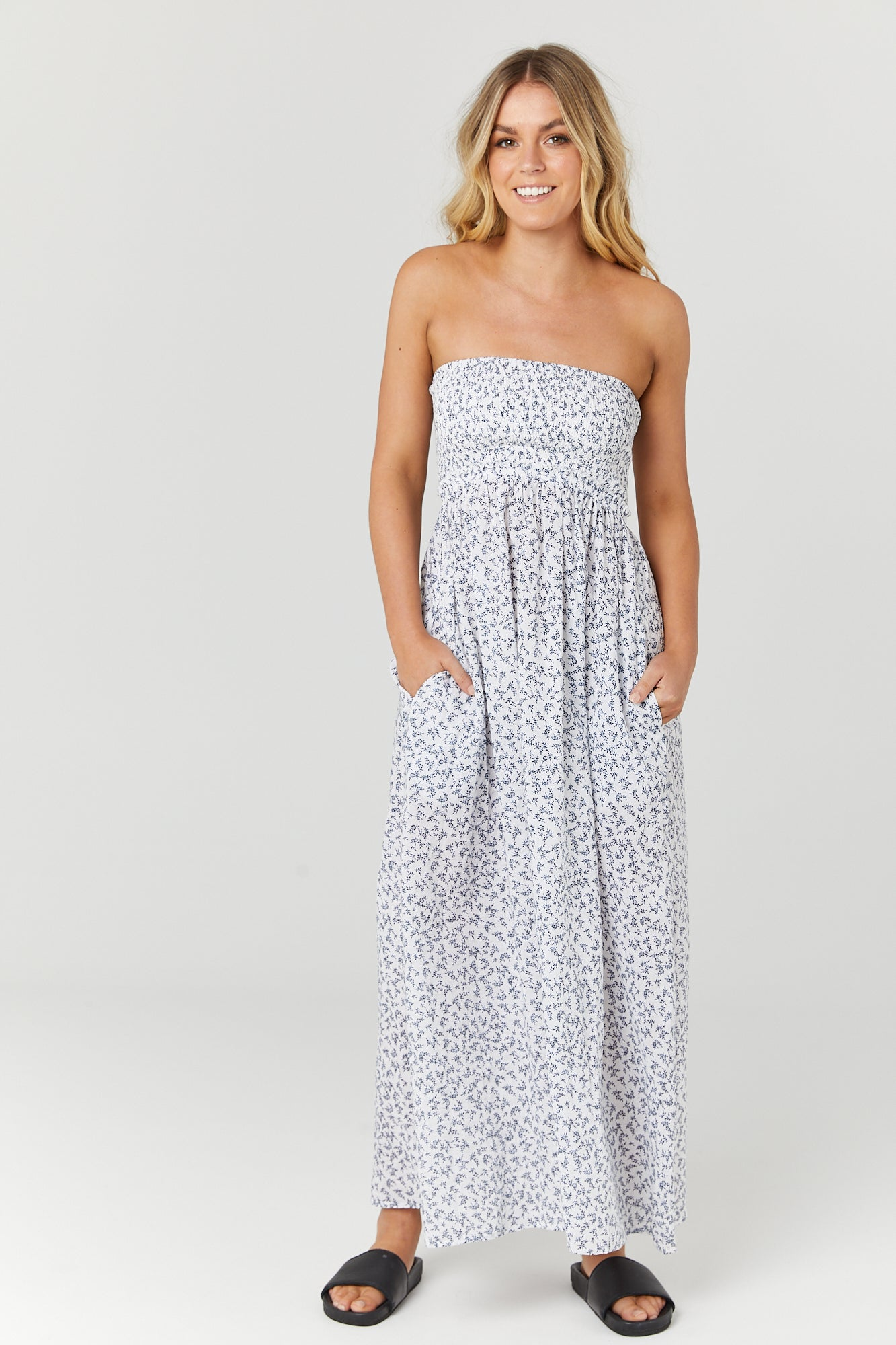 Cubaa Maxi Dress - LEGOE.