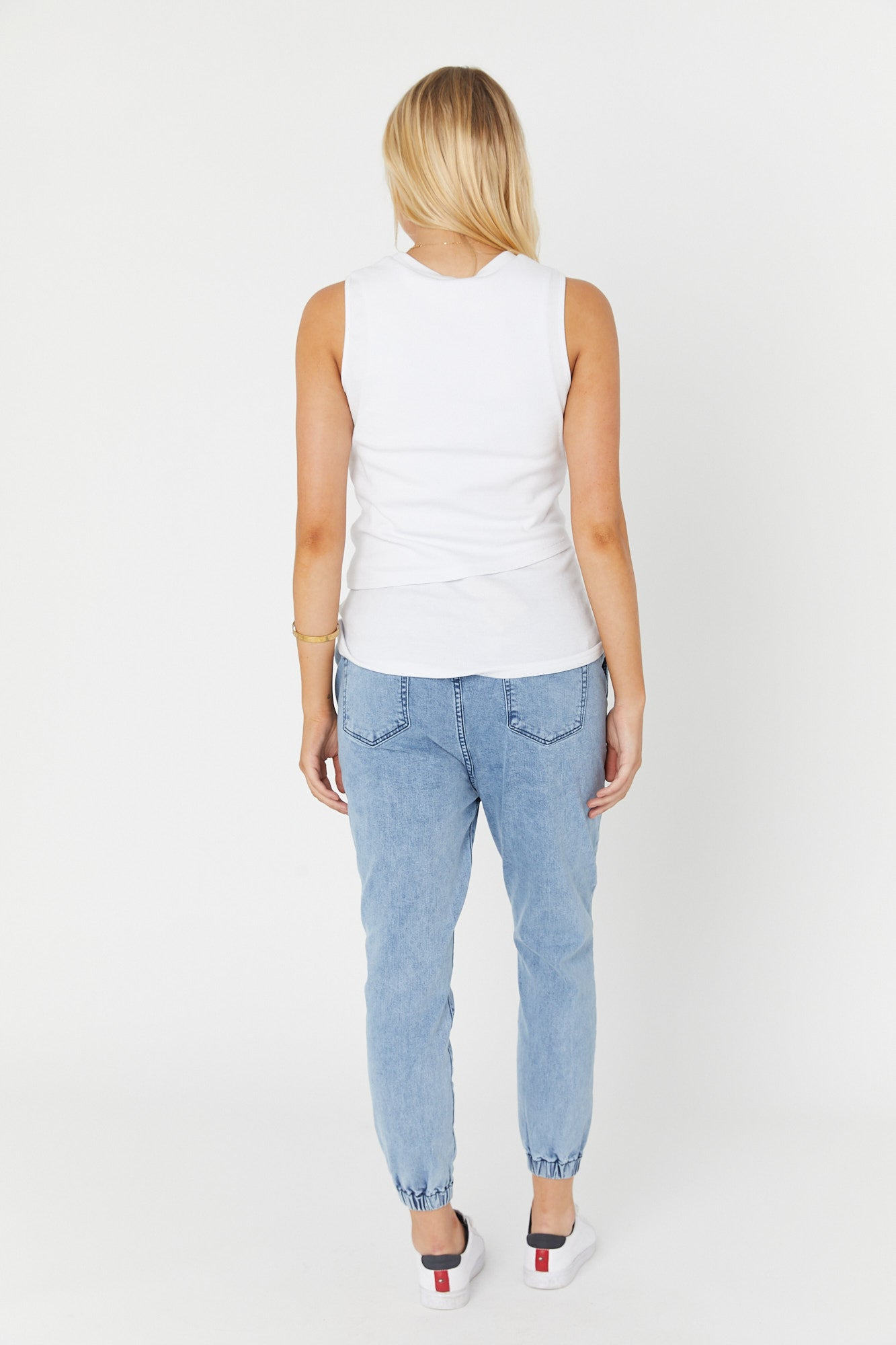 Denim Joggers (Saltwash)