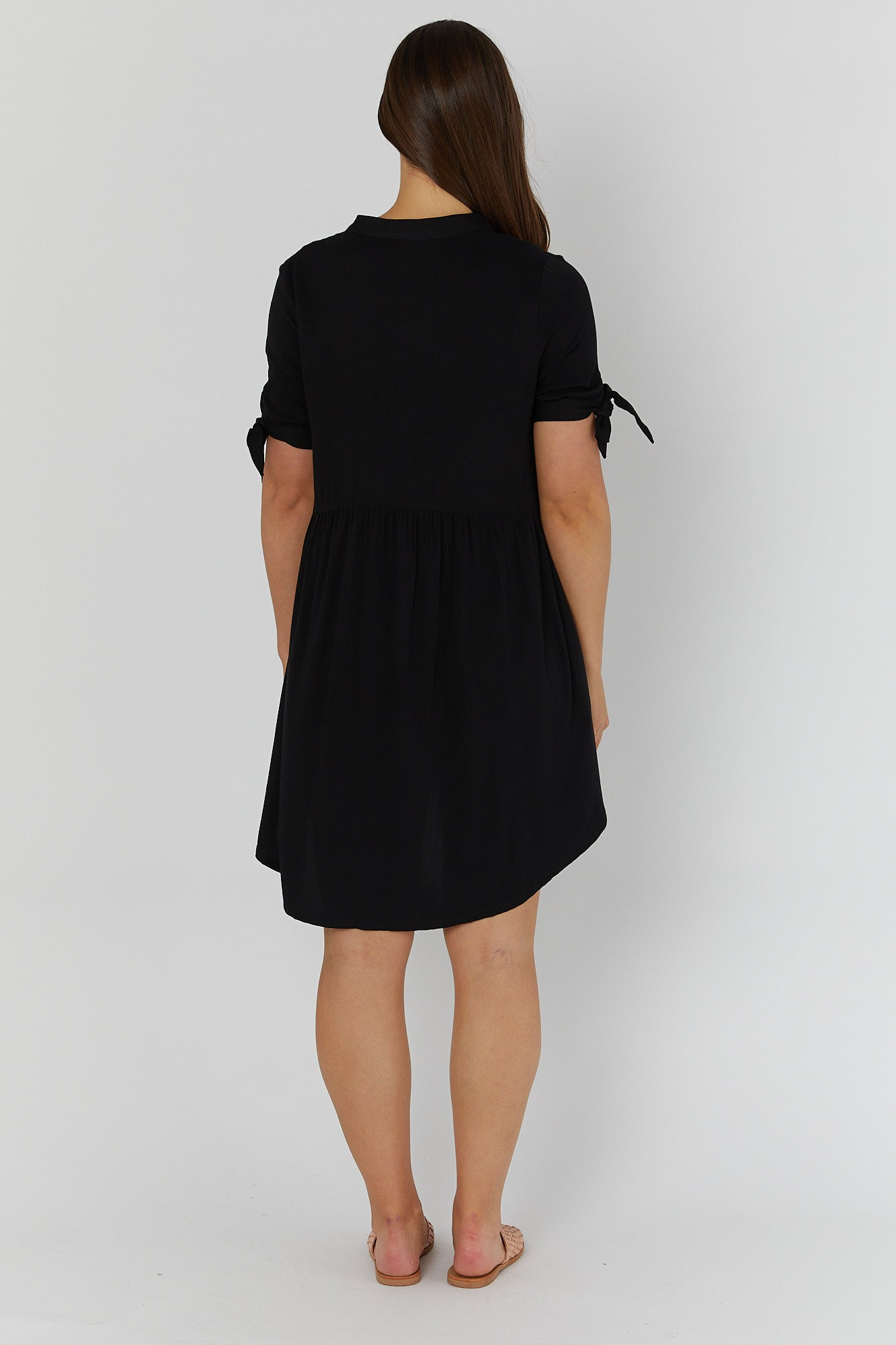 Portobello Dress (Black)