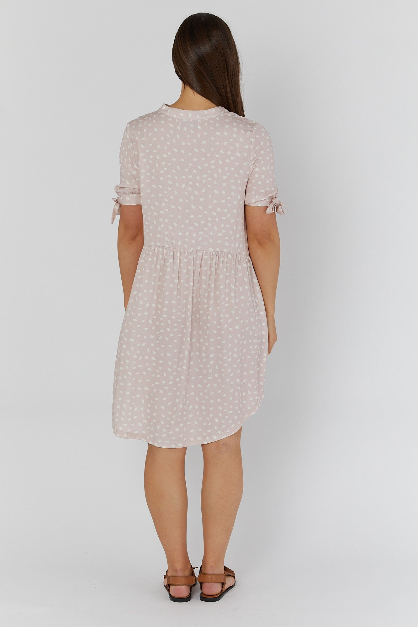 Portobello Dress (Pink Madagascar)