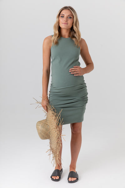 Maternity Dress Olive Portugal