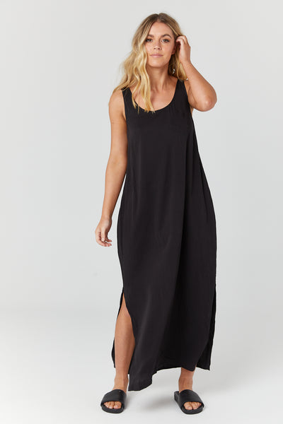 Ryder Dress (Black) - LEGOE.