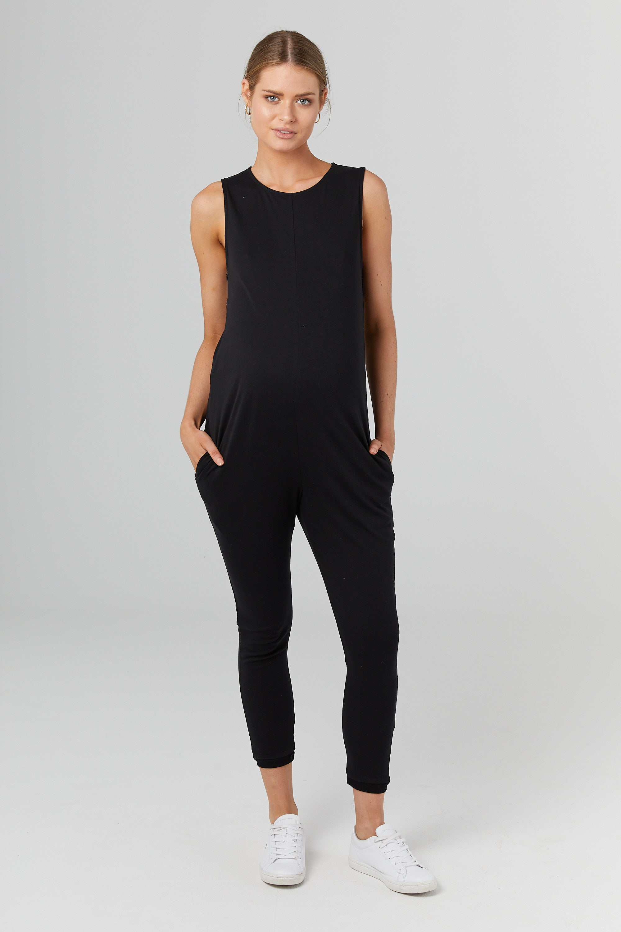 Villa Jumpsuit (Black)