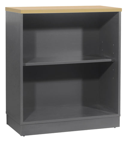 Open Shelf Cabinet With Base