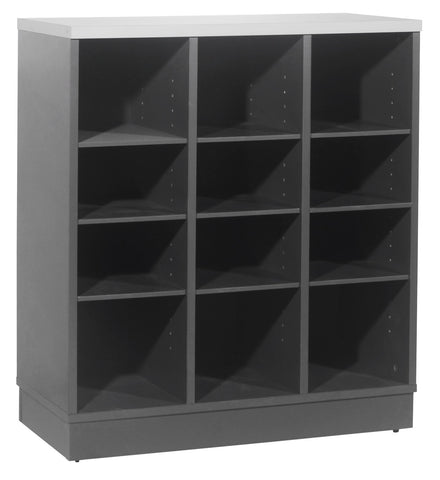 Pigeon Hole Cabinet With Base
