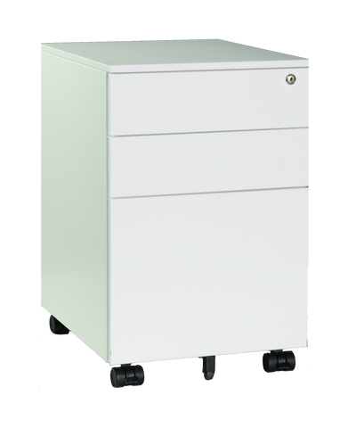 2 Drawers Mobile Pedestals