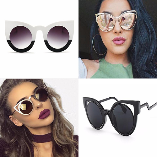 15 Vintage Cat Eye Sunglasses for Under $15