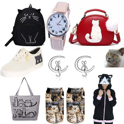 75 Cat Themed Presents for Cat Lovers