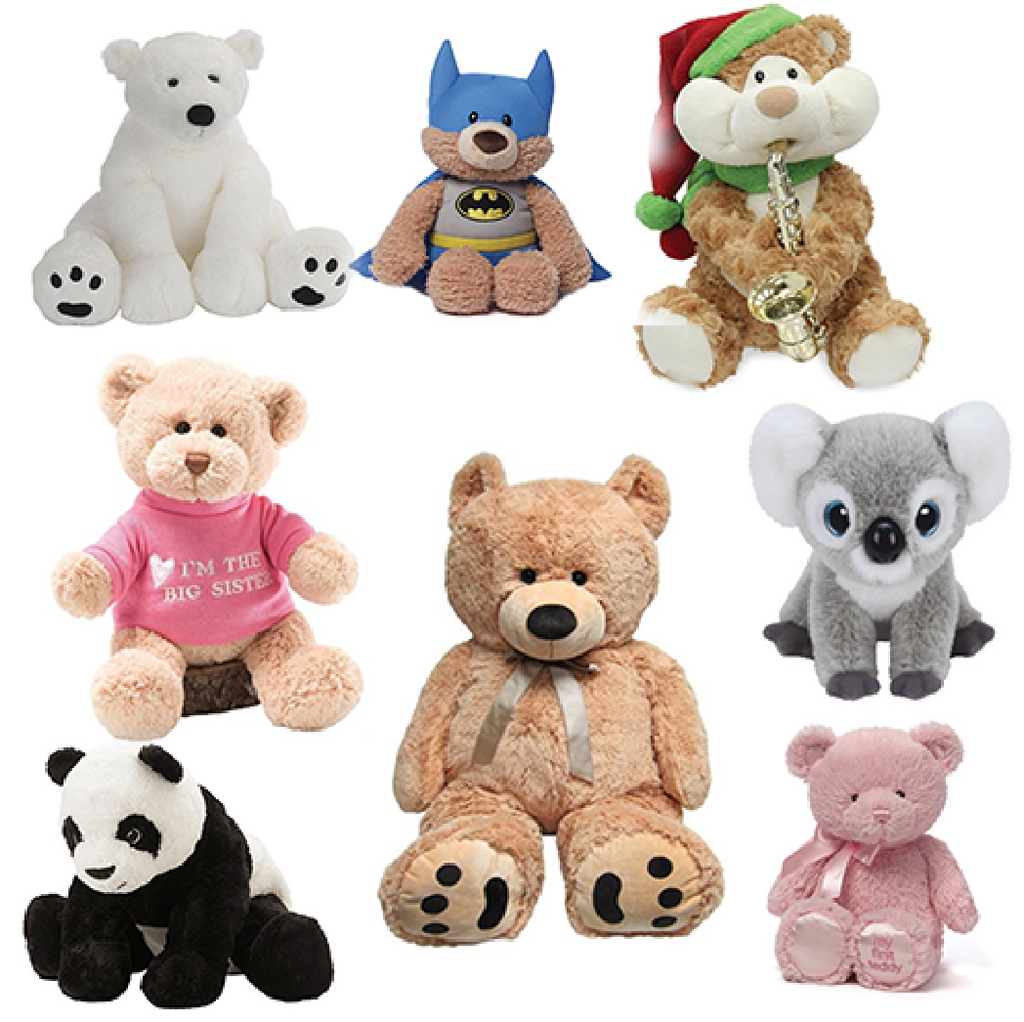 24 Adorable Stuffed Teddy Bears To Get As Gifts