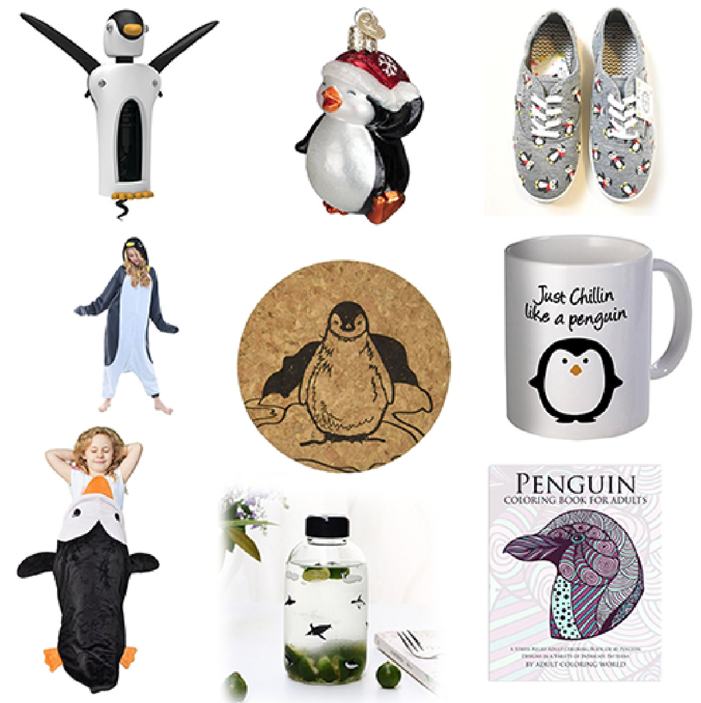 41 Penguin Gifts that are Full of Penguin Love