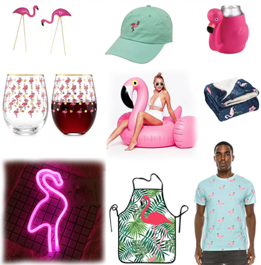 Flamingo Gifts for People Who Love Flamingo Stuff