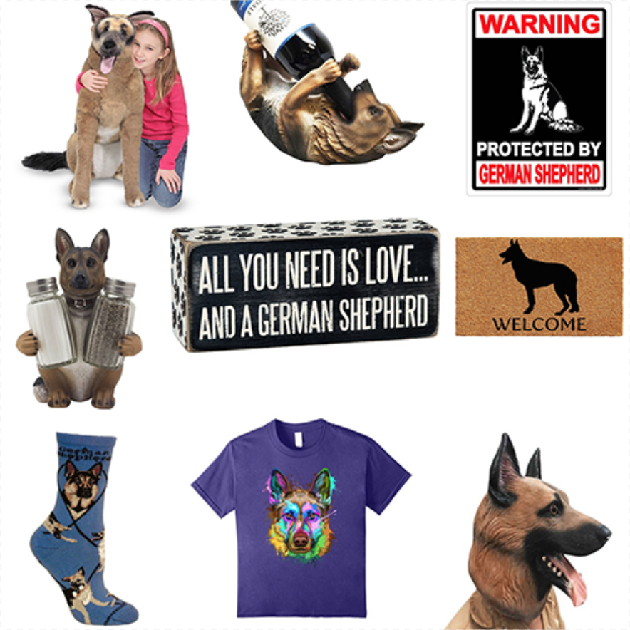 38 Cute German Shepherd Gifts