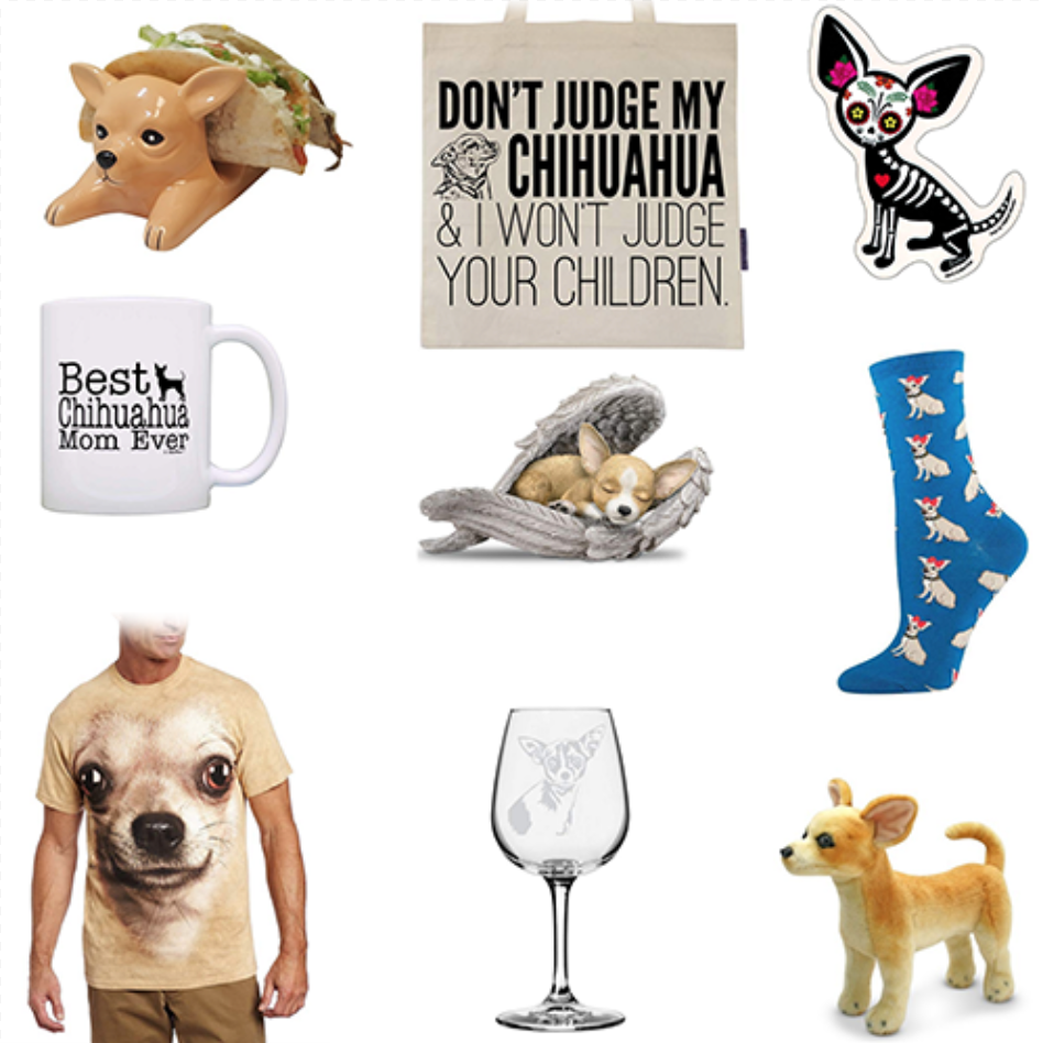 33 Cute Chihuahua Gifts That Are Awesome