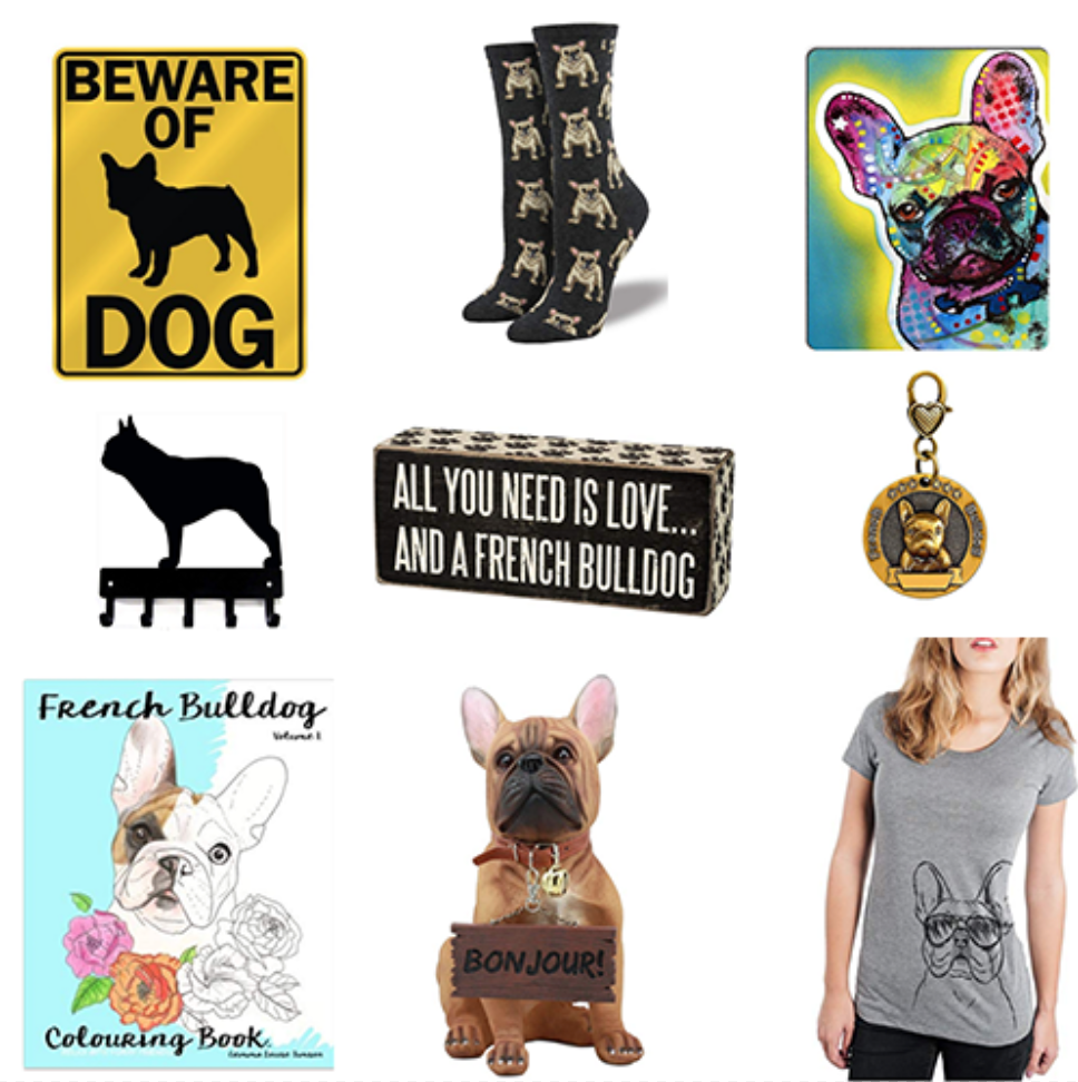 33 Cute French Bulldog Gifts
