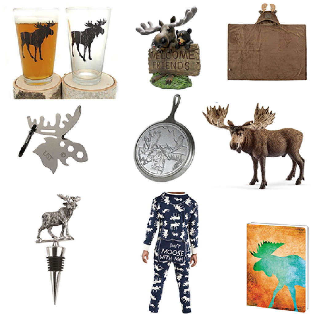 37 Cool Moose Gifts to Give