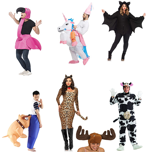 18 Fun Animal Halloween Costumes for Adults