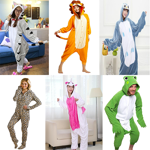 31 Cute Animal Onesies for Adults