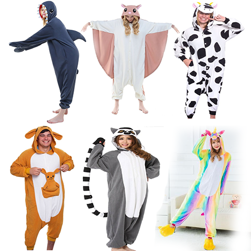 30 Animal Onesies for Teenagers