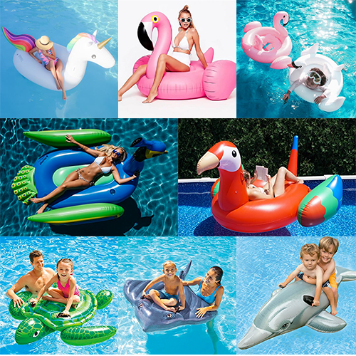 16 Animal Pool Floats for Kids and Adults