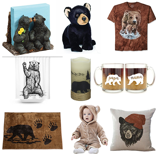 43 Bear Gifts for People That Love Bears