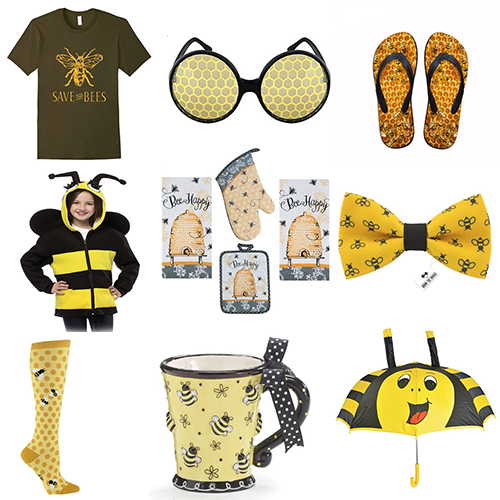 43 Cute Bumble Bee Gifts for Bee Lovers