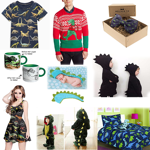 34 Dinosaur Gifts for Adults and Kids