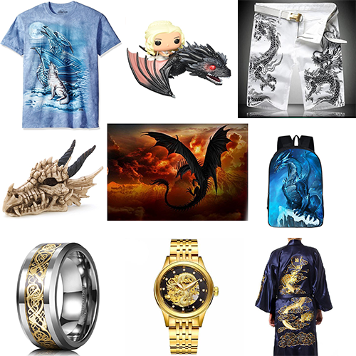 35 Dragon Gifts for Dragon Lovers