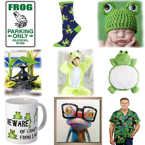 43 Frog Gifts for People That Love Frog Stuff