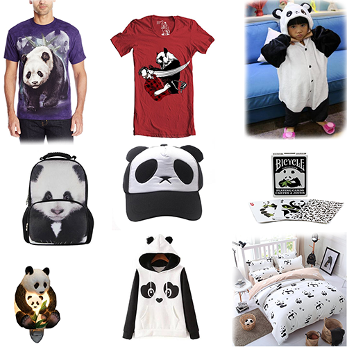 42 Cute Panda Things for Panda Lovers