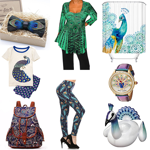 89 Peacock Gifts for Bird Lovers