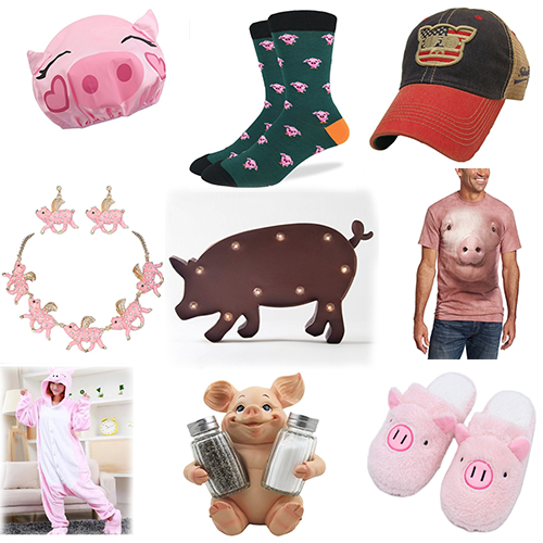 40 Pig Gifts for People that Love Pig Stuff