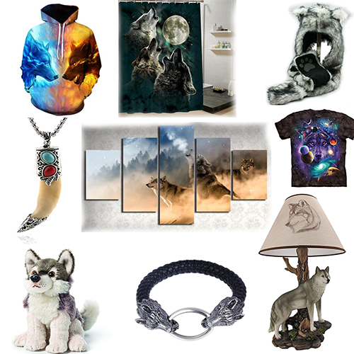 41 Wolf Gifts for Wolf Lovers
