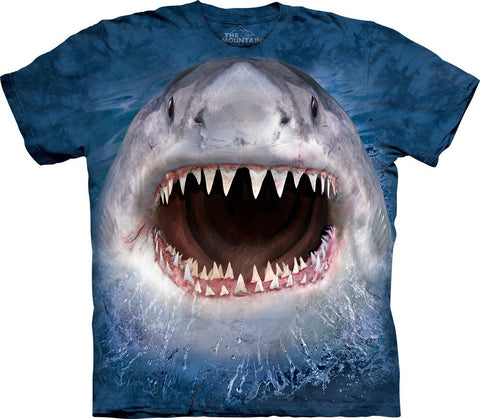 The Mountain Kids Wicked Nasty Shark T-Shirt