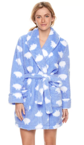 Sheep Bathrobe