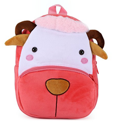 Cute Small Kids Sheep Backpack