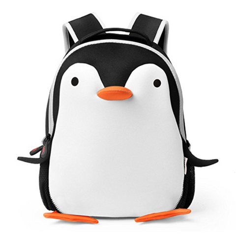 Penguin Schoolbag Toddler Backpack