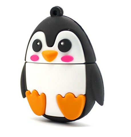 Penguin Flash Drive