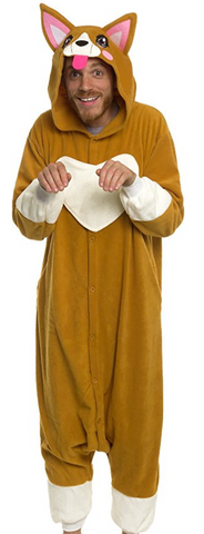 One Piece Cosplay Corgi Animal Costume