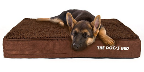 Waterproof Memory Foam Dog Beds