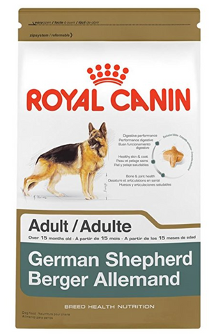 Health Nutrition German Shepherd Adult Dry Dog Food